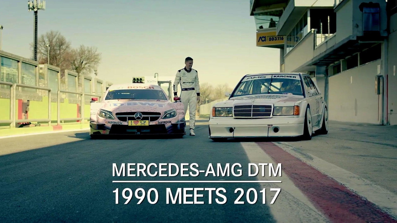 mercedes-dtm-cars