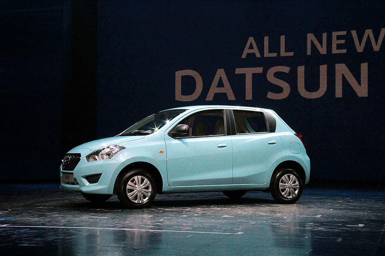 Datsun,σαν σήμερα