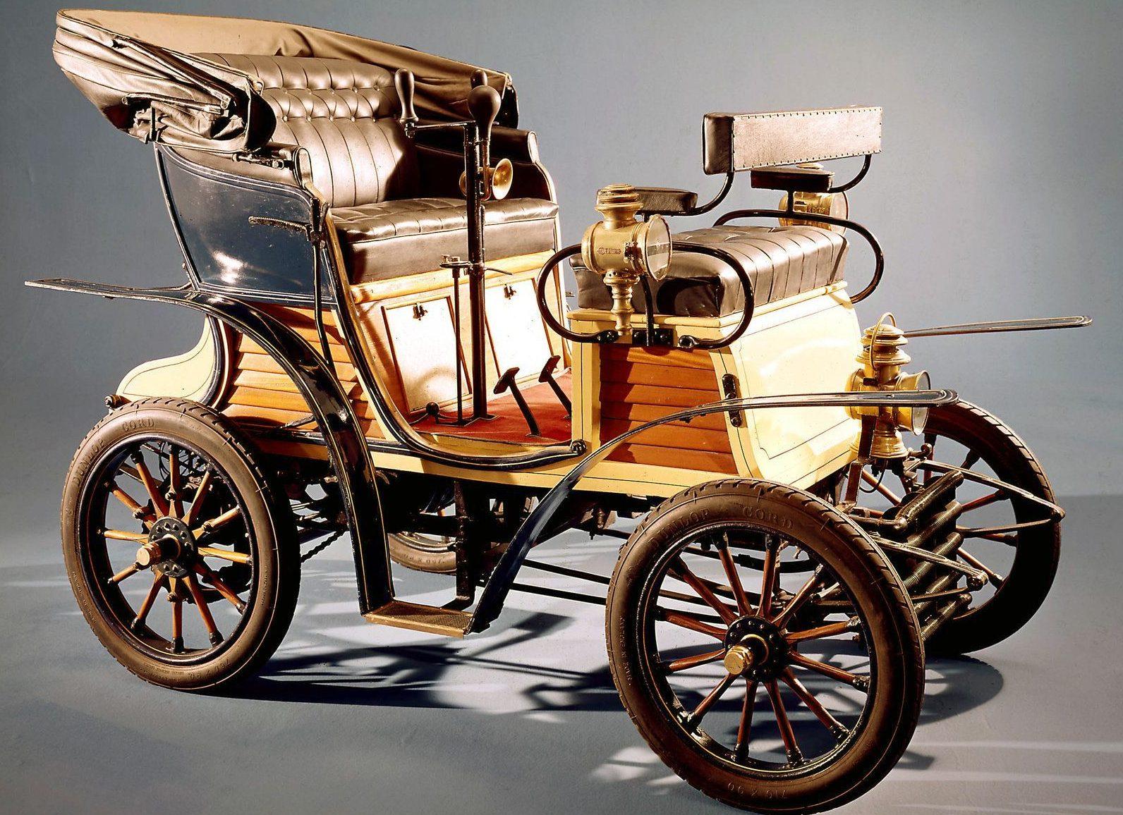 1899 Fiat-3.5 CV