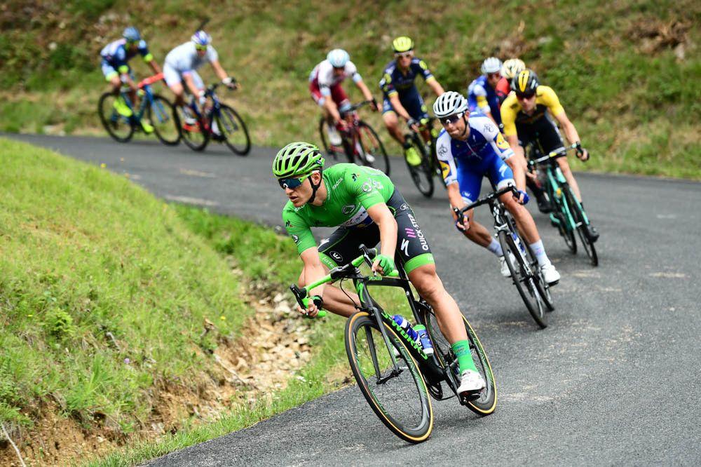 Tour de France 2017 - 09/07/2017 - Etape 9 - Nantua / Chambéry (181,5 km) - France - Marcel KITTEL (QUICK - STEP FLOORS)