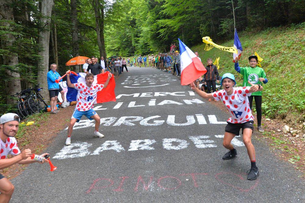Tour de France 2017 - 09/07/2017 - Etape 9 - Nantua / Chambéry (181,5 km) - France