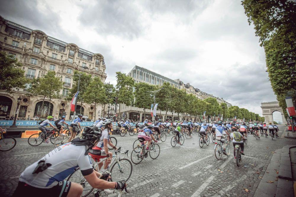 Tour de France 2017 - 23/07/2017 - Les Chmps pour elles - Paris Champs-Elysées