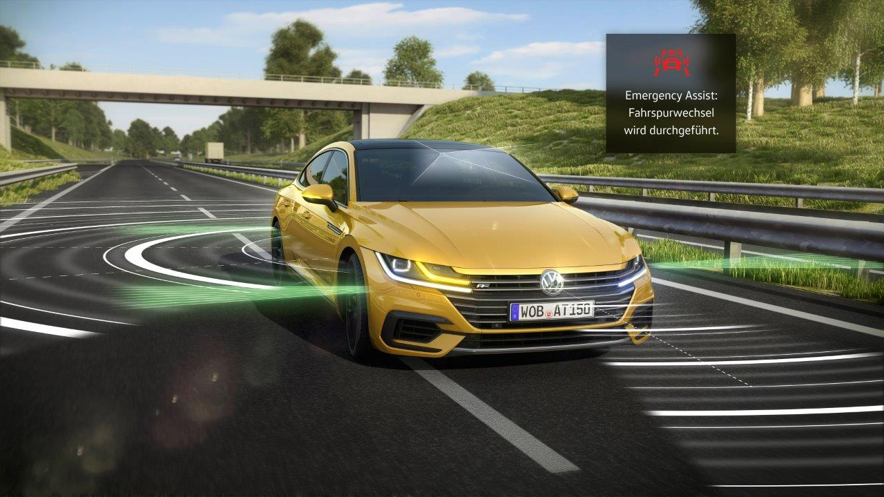 ARTEON_Emergency Assist