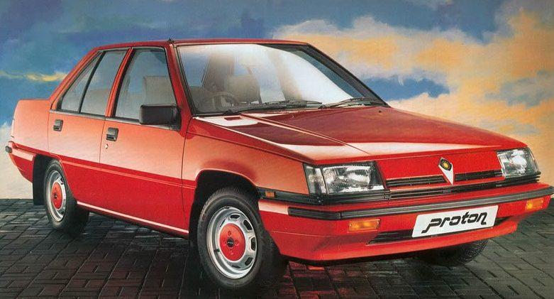 Proton Saga 1985 Malaysia National Car Glory 4