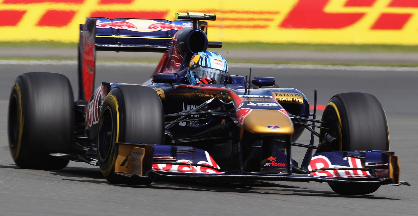 British F1 Grand Prix - Qualifying