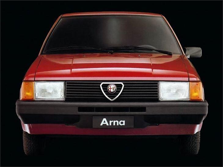 Alfa Romeo ARNA (3)
