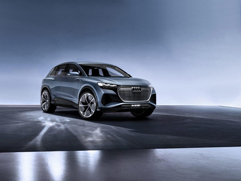 To E-tron ειναι το ηλεκτρικό αυτοκίνητο της Audi