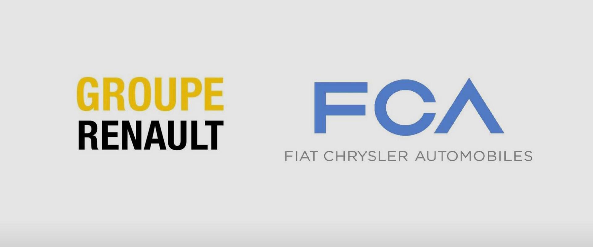 Renault και FCA
