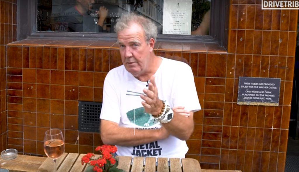 O Jeremy Clarkson λέει την άποψη του για την Formula 1