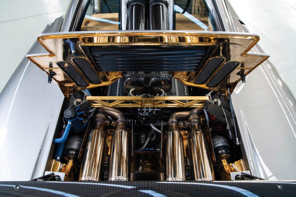 Μία σπάνια McLaren F1 LM spec βγαίνει στο σφυρί. V12 κινητήρας των 6,1-λίτρων της BMW
