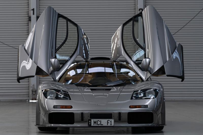 σπάνια McLaren F1 LM spec βγαίνει στο σφυρί