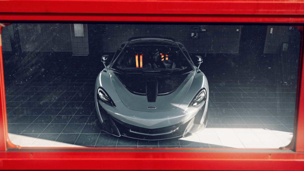 Η Novitec έβαλε το χεράκι της και στη McLaren 600LT