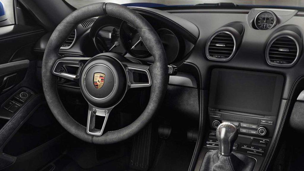 Porsche Boxter 718 Spyder