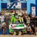 Κυρίαρχη η Skoda στο ΕΚΟ Ράλλυ Ακρόπολις σε WRC2 και WRC3