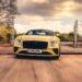 H Bentley θέλει να μας δείξει ότι η Continental GT Speed ντριφτάρει σαν τρελή (video)